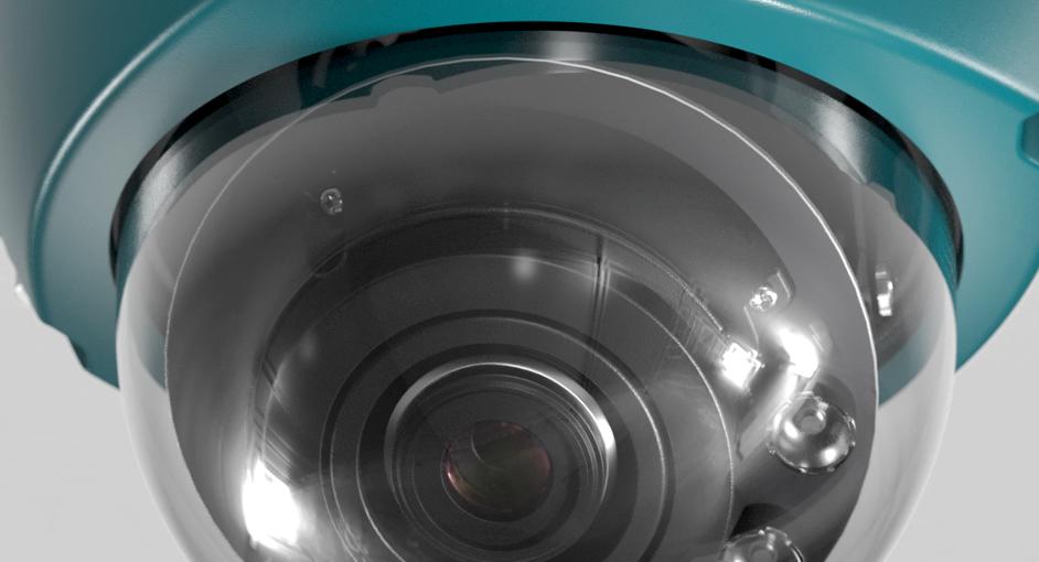 Mira Spark Security Camera