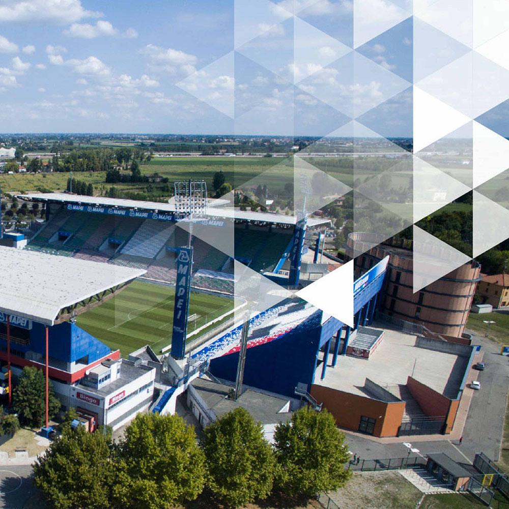 Mapei Stadium videosorveglianza