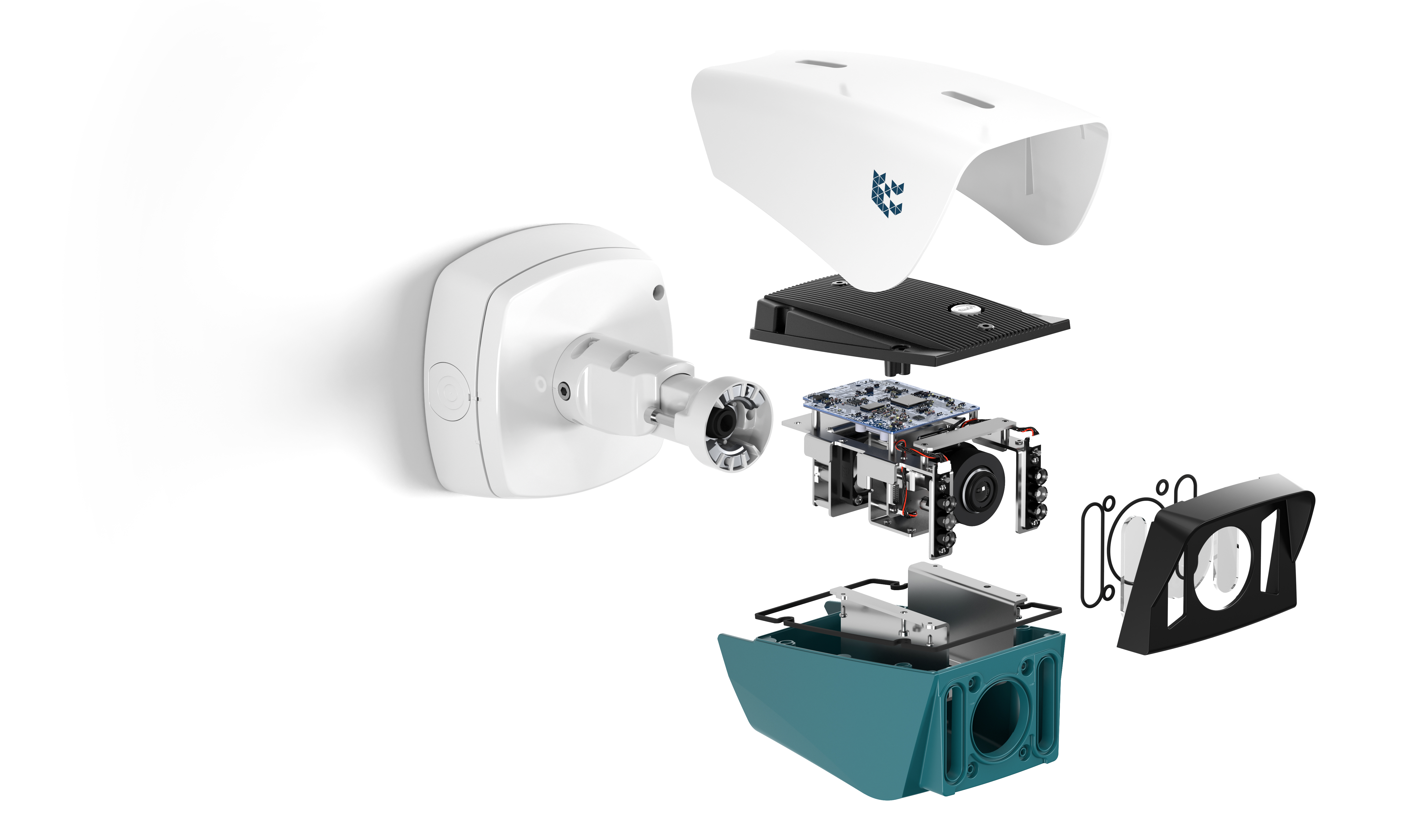 Kiara Spark Security Camera