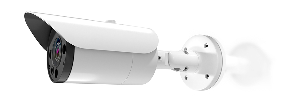 Spark Security Mini Bullet Camera