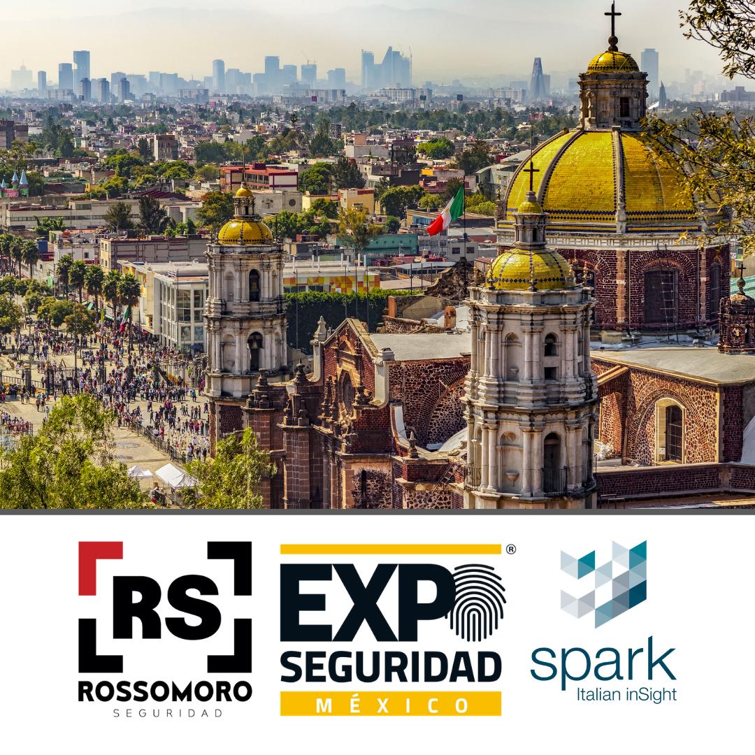 Expo Seguridad 2019, Spark atterra a Città del Messico