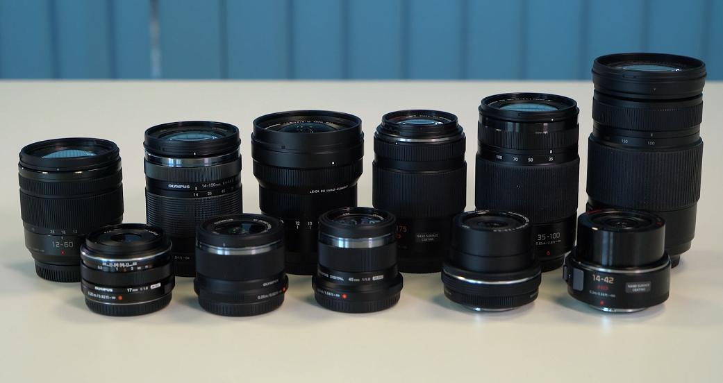 Nitida 2.0: Micro Four Thirds system camera