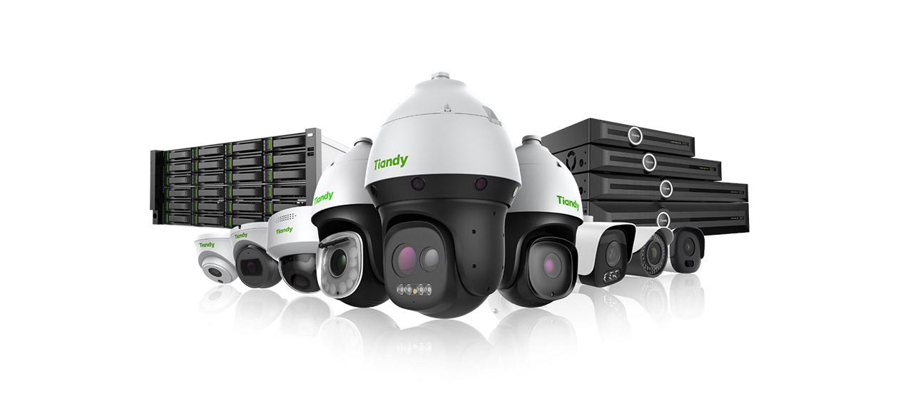 Le soluzioni Tiandy per la videosorveglianza