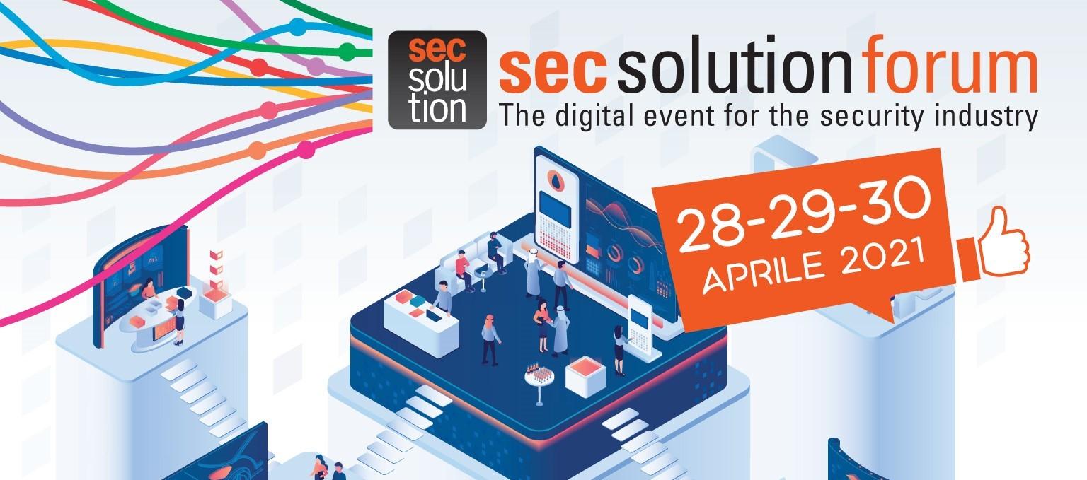 Spark al Secsolution Forum 2021