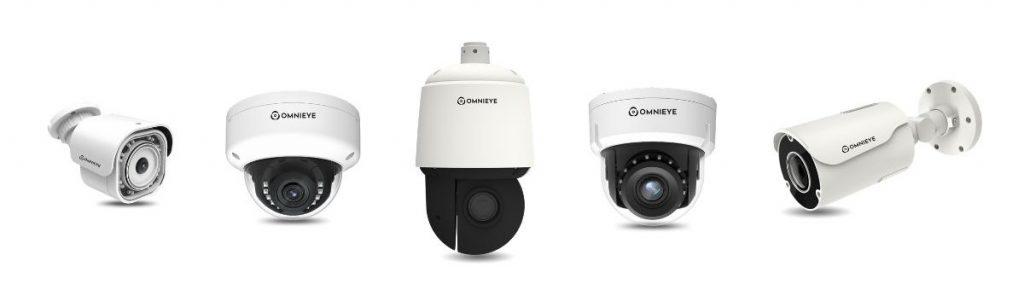 Omnieye Advanced Cameras