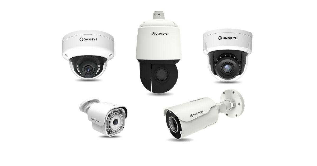Serie Advanced: nueva linea de cámaras Omnieye